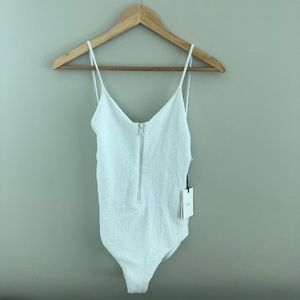 NWT Onia Low Back Arianna Swimsuit